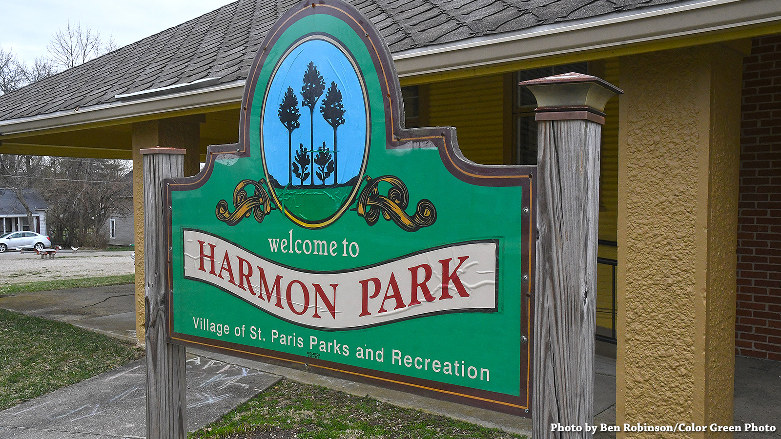 Dinner and Silent Auction to Benefit Harmon Park…