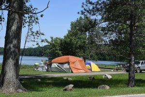 Kiser Lake State Park – St  Paris, Ohio