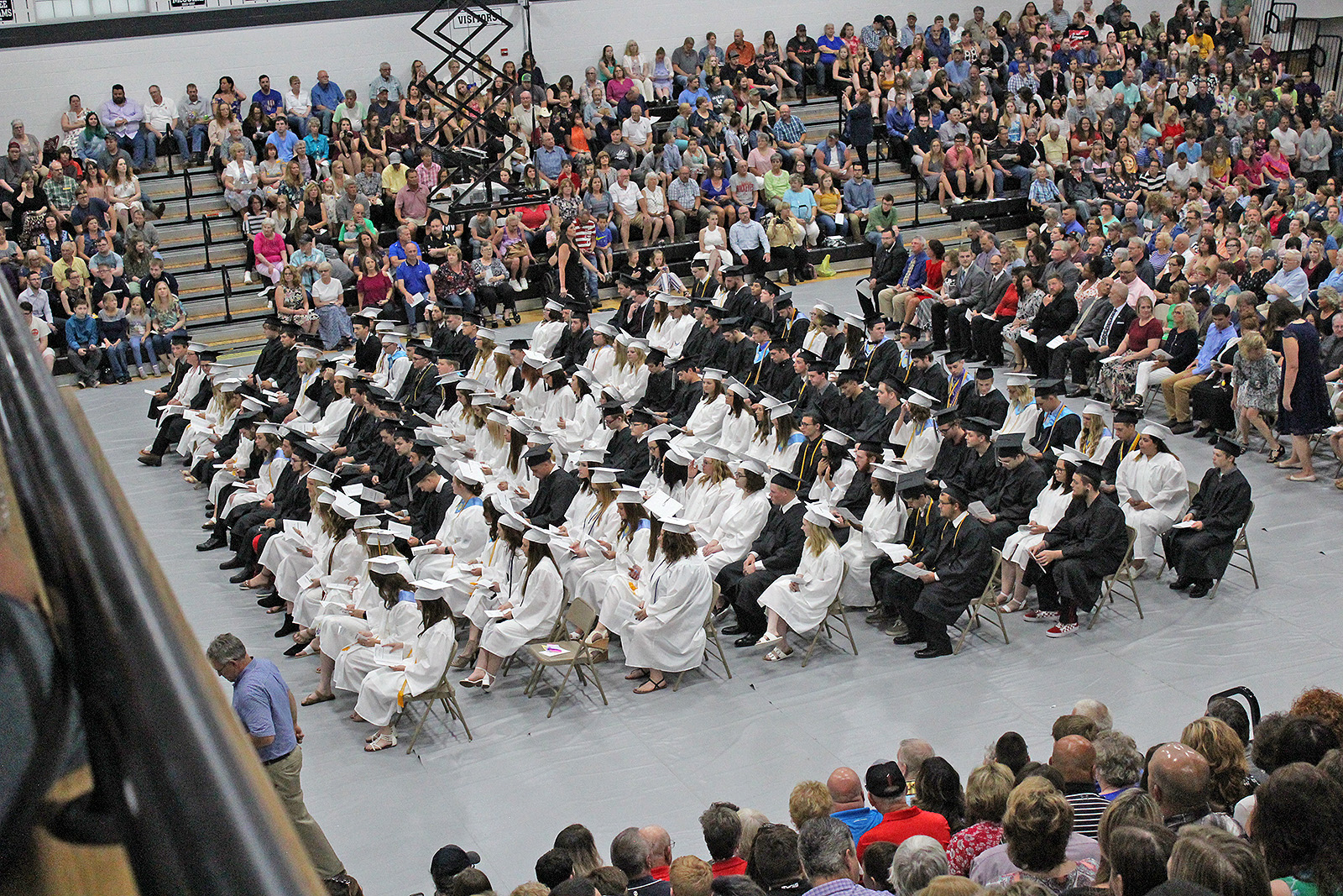 Graham Holds 62nd Commencement…
